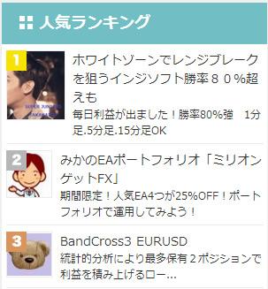 fx-onの人気ランキング